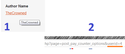 Immagine Wordpress Plugin: Post Pay Counter