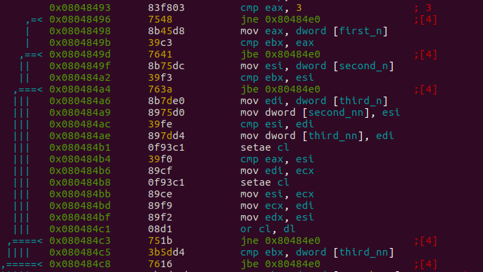 Brute force a crackme file password with Python - Stefano